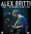 Concerto di ALEX BRITTI