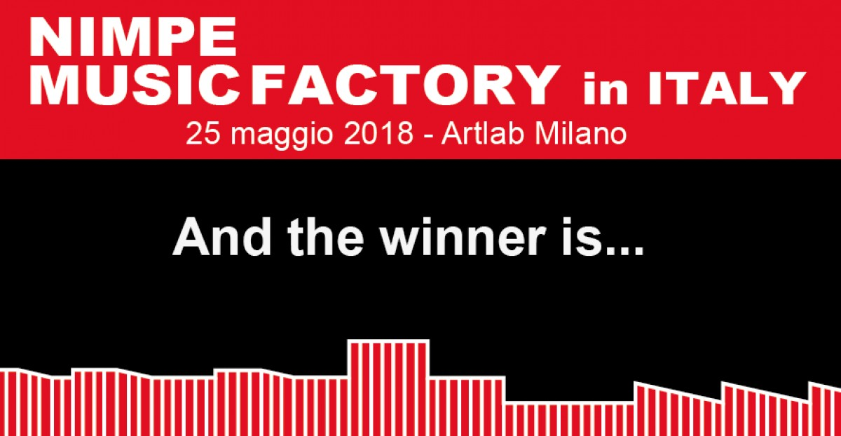NIMPE Music Factory in Italy: le band vincitrici