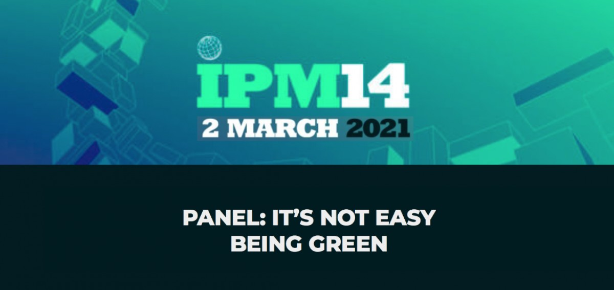 ILMC Production Meeting - Panel: IT'S NOT EASY BEING GREEN - 02/03/2021 ore 15:45