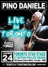 Pino Daniele Live in Toronto