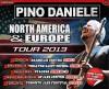 Pino Daniele US and European Tour 2013