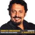 Enrico Brignano a Genova