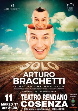 ARTURO BRACHETTI - COSENZA