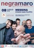 NEGRAMARO 8 luglio Stadio di Messina