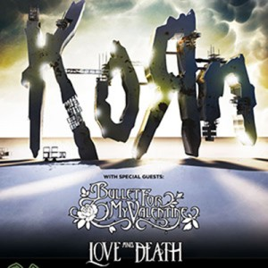 Korn + Bullet for My Valentine