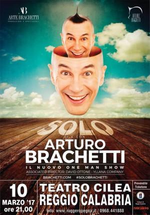 ARTURO BRACHETTI - REGGIO C.