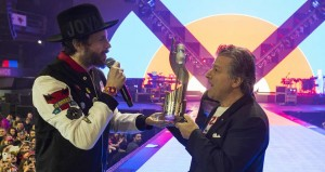 "Premio ""Assomusica Music Award for Best Visual Live Show 2015"" a LORENZO JOVANOTTI"