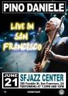 Pino Daniele Live in San Francisco